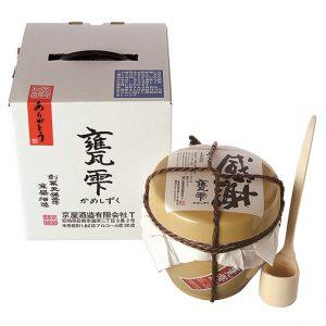 甕雫 芋焼酎